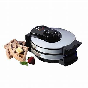 Shop Oster Round Belgian Waffle Maker at Lowes com