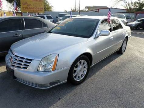 Cadillacs For Sale In Houston by Cadillac Dts For Sale In Houston Tx Carsforsale