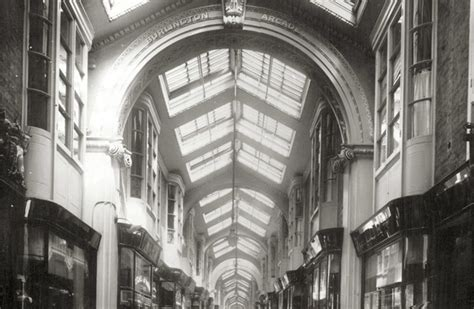 The History Of Burlington Arcade