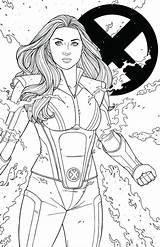 Marvel Jean Grey Jamiefayx Deviantart Captain Colorir Coloriage Avengers Coloring Far Colorear Cry Desenhos Widow Imprimir Dibujos Super Superhero Colorare sketch template