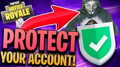 secure  fortnite epic games account