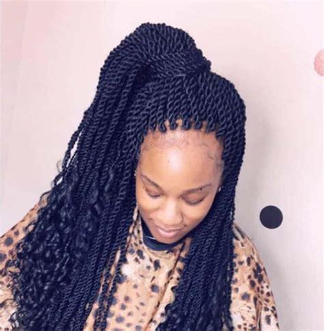 havana twist hairstyles    dreamy