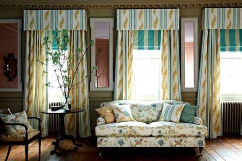 living room curtain ideas uk traditional pelmet window dressing beautiful curtain