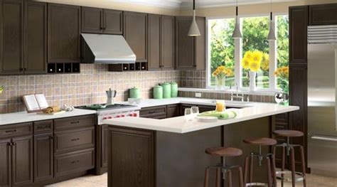 coffee color kitchen cabinets wood kitchen cabinets ready to assemble 5522