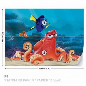 Findet Nemo Dori : fototapete tapete disney findet nemo dory bei europosters kostenloser versand ~ Orissabook.com Haus und Dekorationen