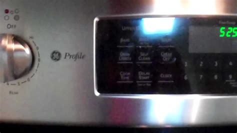 ge profile stainless steel double oven electric range pros  cons review youtube