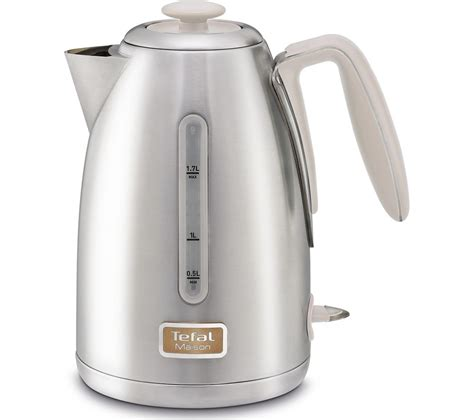 buy tefal maison kiauk jug kettle stainless steel