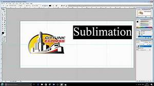 How To Use Guide Lines In Photoshop For Sublimation Mug