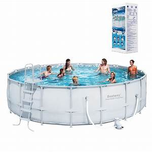 Garten Pool Bestway : bestway power steel frame pool 549x132cm super discount ~ Frokenaadalensverden.com Haus und Dekorationen