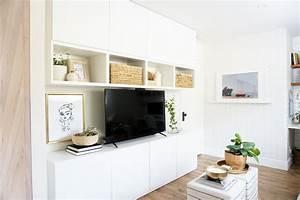 Our, Multifunctional, Ikea, Besta, Tv, Wall, Storage, System, U2013, Almafied, Com