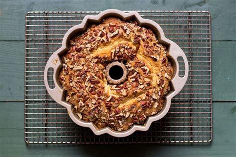 arlenes coffee cake pound cakes sweet breads  bundt