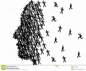 Forme Visage Homme : forme de profil de visage d 39 homme illustration de vecteur ~ Melissatoandfro.com Idées de Décoration