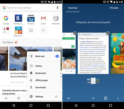 The description of opera app. Opera Browser gets New UI and features in latest update