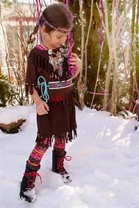 Indianer Kostüm Mädchen : faschingskost m in 2 stunden diy wowowow indianer f r junge und m dchen my projects ~ Frokenaadalensverden.com Haus und Dekorationen