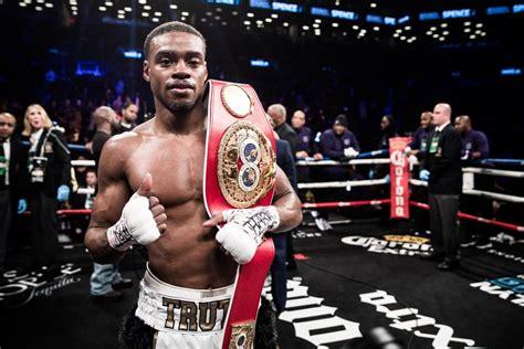 welterweight world champion errol spence jr   star