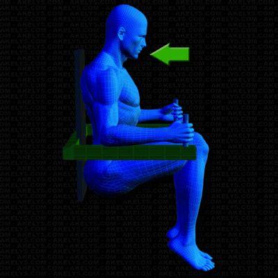 la chaise musculation abdo court à la chaise romaine technique et dž d