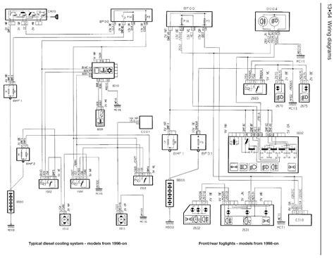 citroen xsara radio wiring diagram 34 wiring diagram