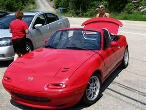 1990 Mazda Miata Mx5 Garrett Gt 4 Mile Drag