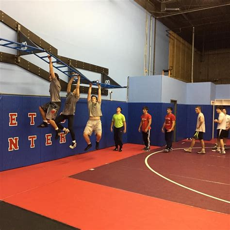 team training monkey bar climb basketball workouts