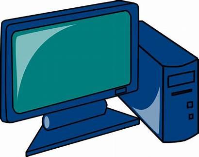 Computer Pc Clip Clipart Clker