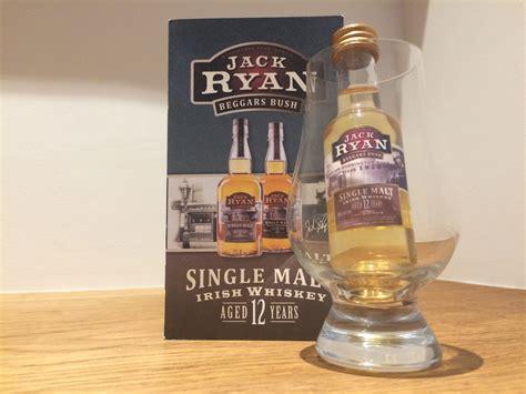 Jack Ryan Beggars Bush 12yo Single Malt Review