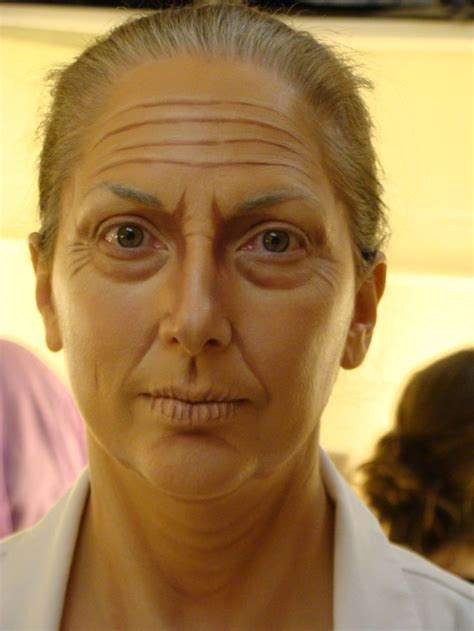 17 Best Images About Old Age Makeup On Pinterest Glass