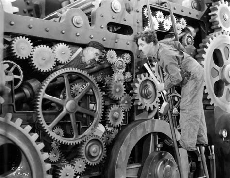 modern times chaplin 1936 modern times set design cinema the list