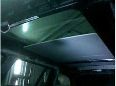 Autodarna BMW E61 panoramic sunroof test YouTube