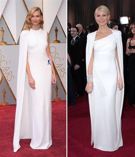 Karlie Kloss Oscar Dress Channels Gwyneth Paltrow