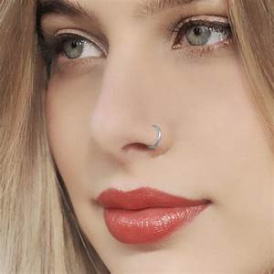 12 Different Types Of Nose Piercing With Jewelry Ideas