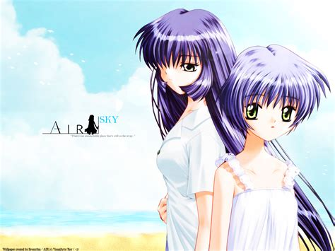 Air Anime Wallpaper - air computer wallpapers desktop backgrounds 1600x1200