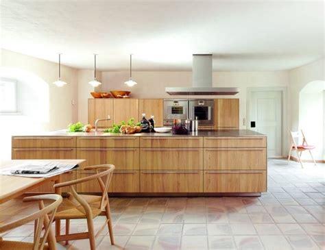 cuisine bulthaup b1 cocinas modernas de madera