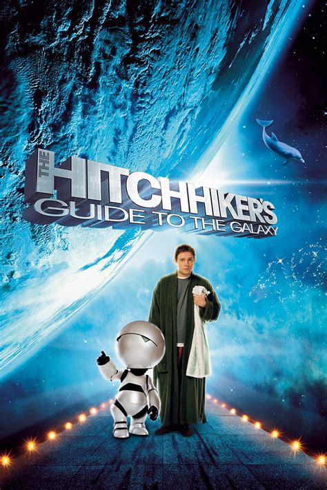 The Guide by The Hitchhiker S Guide To The Galaxy 2005 Posters