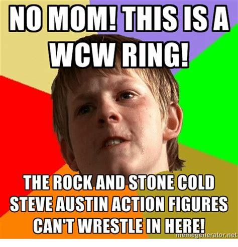 Stone Cold Steve Austin Memes - 25 best memes about the rock and stone cold the rock and stone cold memes