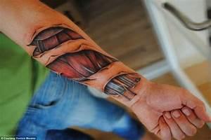 Wound Tattoo