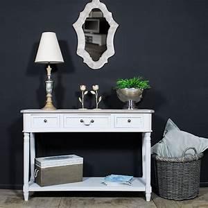 entree avec commode classique chic classique chic With porte d entrée pvc avec meuble salle de bain classique chic