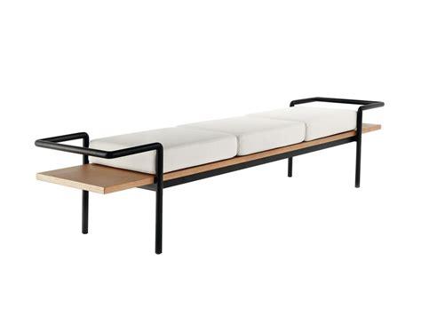 Buy The Poltrona Frau T 904 Bench At Nest.co.uk