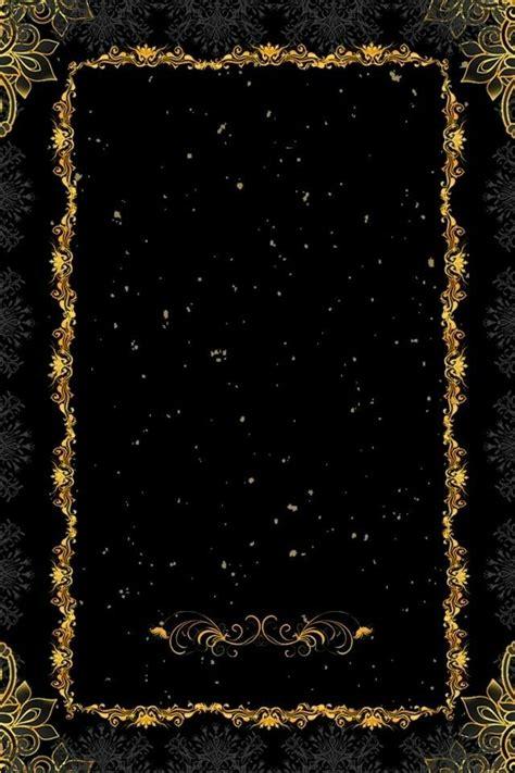 pin  jeane cardoso  fundo preto wedding invitation
