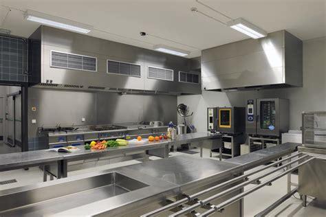 four de cuisine professionnel grande cuisine de professionnel dewil architectes photo n 80