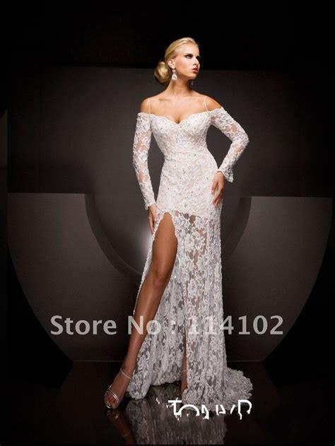 ideas  lace reception dresses  pinterest