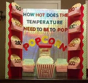 5th Grade Science Fair Project 20 Kernels Of Popcorn