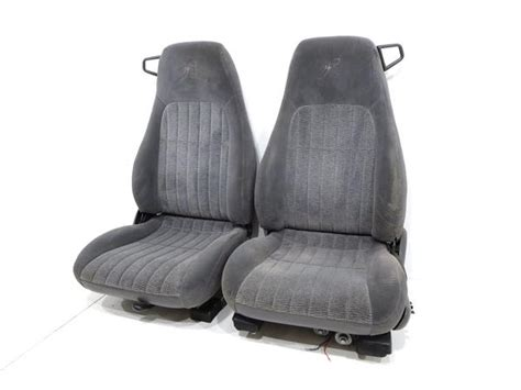 Replacement Camaro Z28 Firebird Trans Am Oem Used Seats