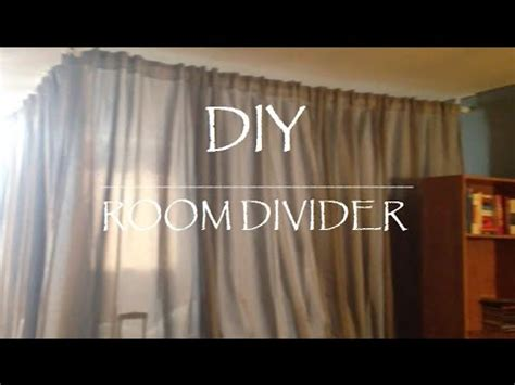 livingroom curtain diy room divider for 100