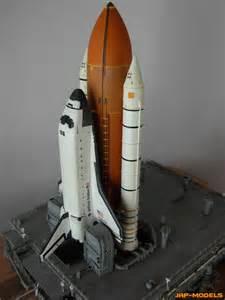 Space Shuttle Launch Pad Model