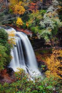 Dry Falls Highlands NC Waterfalls