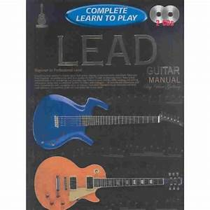 Peter Gelling Complete Learn To Play Lead Guitar Manual
