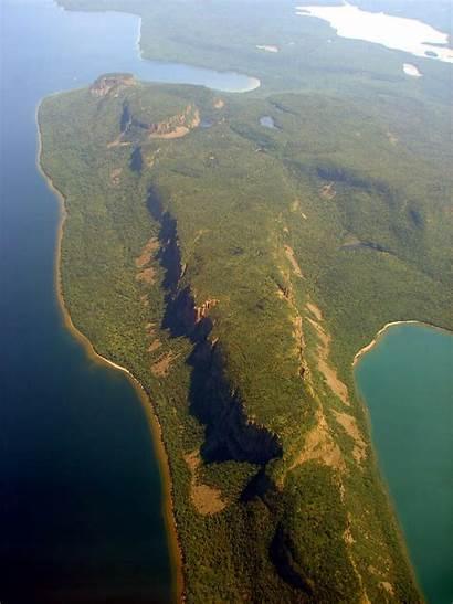 Sleeping Giant Thunder Bay Canada Ontario Park