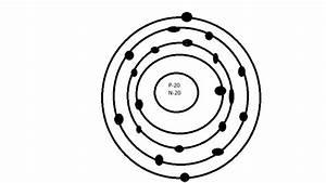 M4llory Blog  Bohr Model Of Calcium