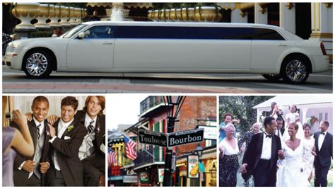 Limousine Service In New Orleans by Millennium Limousine Service Of New Orleans New Orleans
