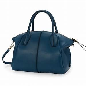 Tod 39 S Bags Tods Dd Bag Medium Leather Bowler Bag Poshmark